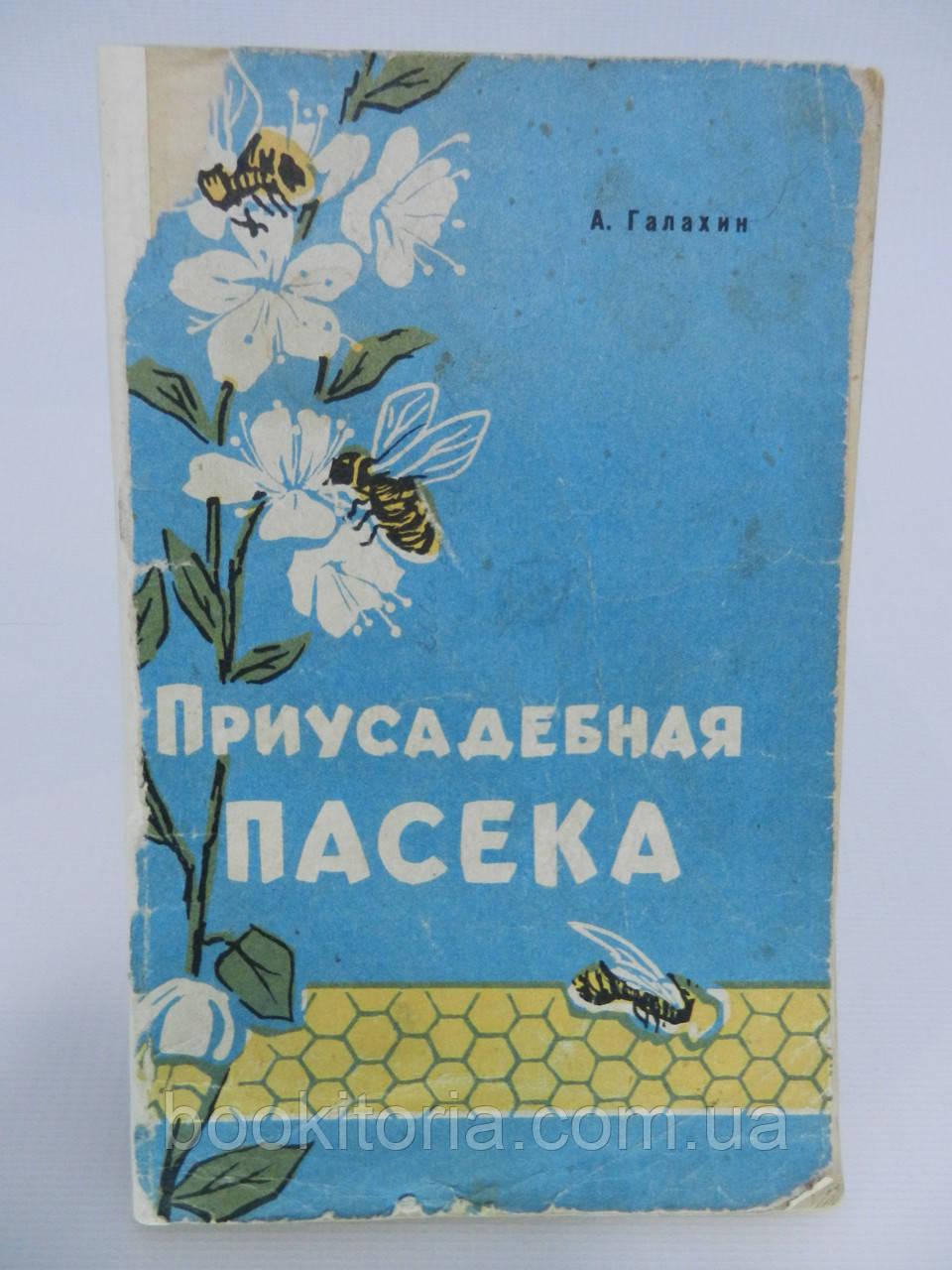 Галахин А. Приусадебная пасека (б/у).