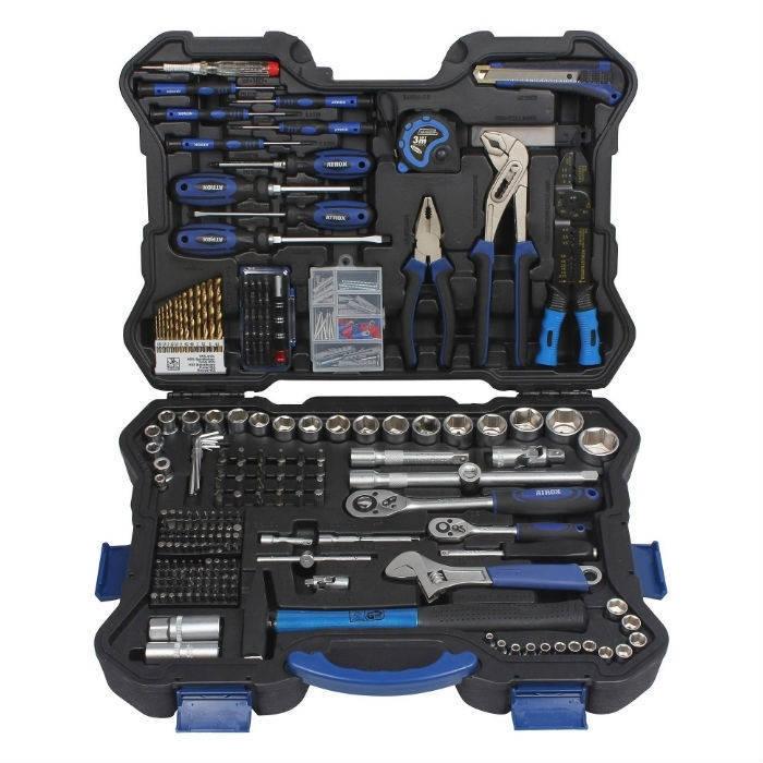 Набор инструментов Atrox 1/2 1/4 303 предмета