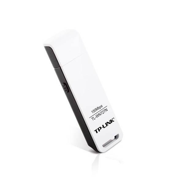 Сетевой USB-адаптер TP-Link TL-WN727N
