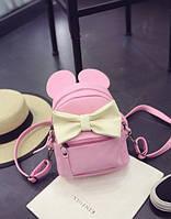 Красивый рюкзак Мини розовый