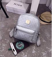 Необычный рюкзак женский Плетёнка, фото 1