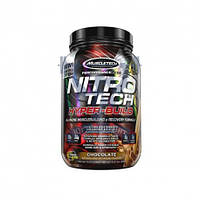 Протеин MuscleTech Nitro Tech Hyper-Build 1кг