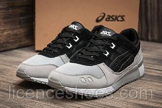 Мужские кроссовки Asics Gel Lyte III Black/Grey