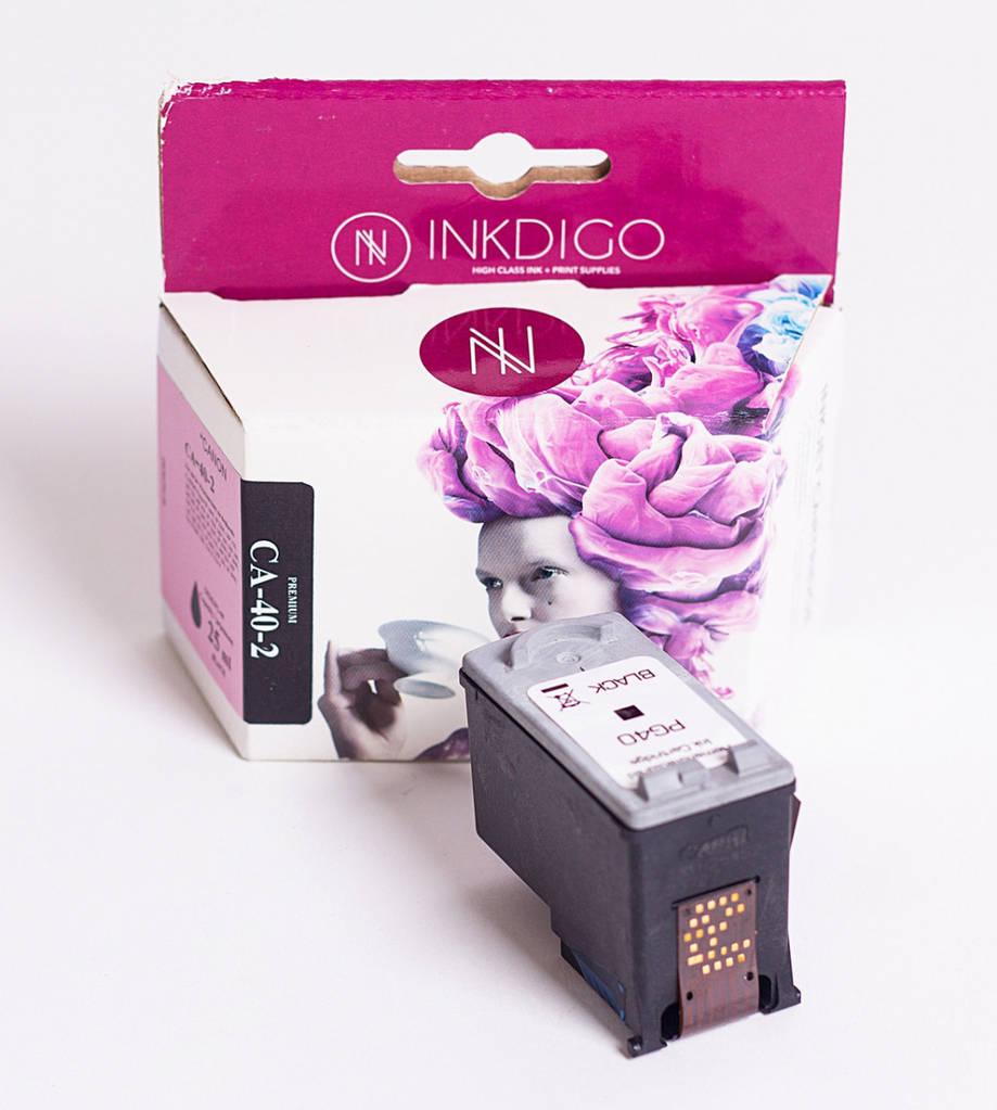Струйный картридж Inkdigo аналог Canon PG-40 0615B025