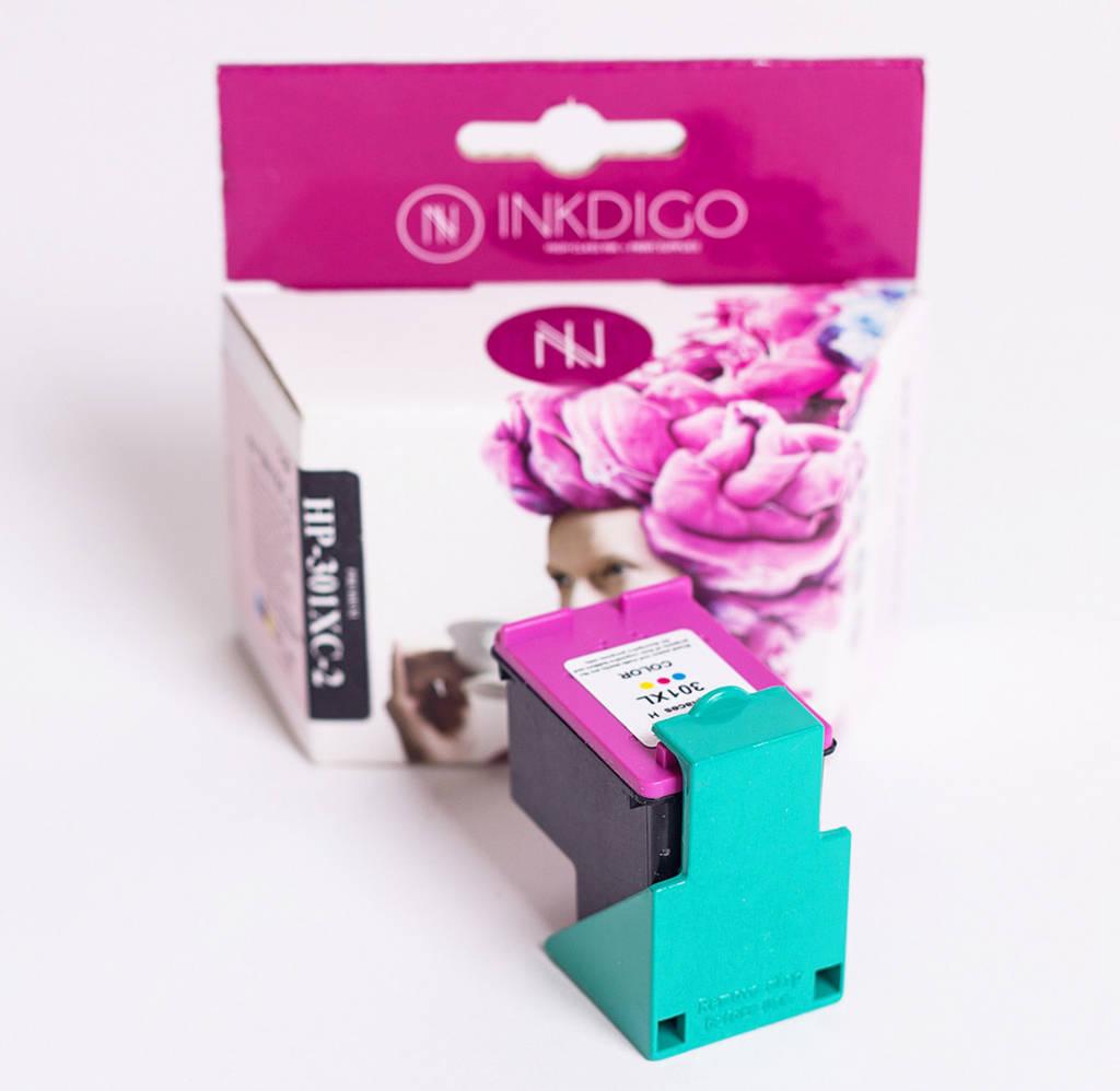 Струйный картридж Inkdigo аналог HP 301X CC564EE Color