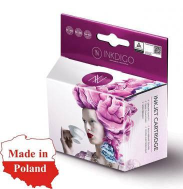 Струйный картридж Inkdigo аналог HP 343 C8766EE Color
