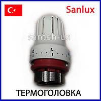 Термостатическая головка Sanlux М30х1,5