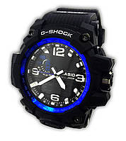 Часы CASIO G-SHOCK CGS-024 Black/Blue