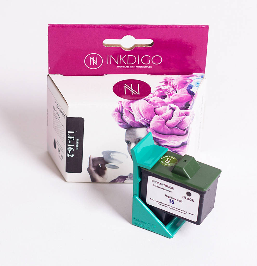 Струйный картридж Inkdigo аналог Lexmark 10N0016E