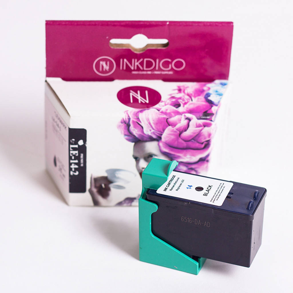 Струйный картридж Inkdigo аналог Lexmark 18C2090