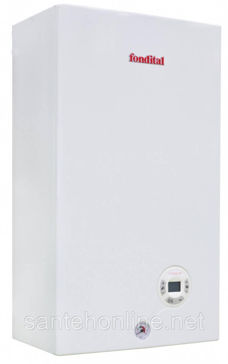 Котел газовый турбированный Fondital Minorca CTFS 24 кВт