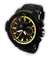 Часы CASIO G-SHOCK CGS-030 Black/Gold