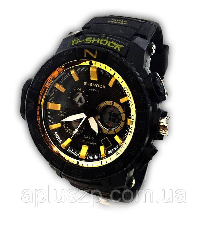 Часы CASIO G-SHOCK CGS-030 Black/Gold - Aplus в Запорожье