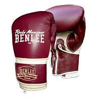 Боксерские перчатки Benlee Lamotta р. L/XL (199105/2025) Бордовый