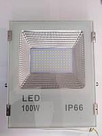 Прожектор LED 100W Lm80 IP65 8000 лм GALAXY NEW 1.12 2017