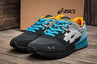 Мужские кроссовки Asics Gel Lyte III Black/Blue/Yellow