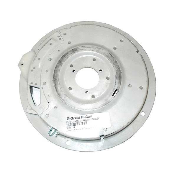 342111, Крышка задняя высевающего аппарата для подсолнуха, GP YP1625/PD8070