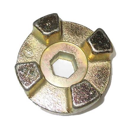 Полумуфта приводного валу сівалки, GP, фото 2