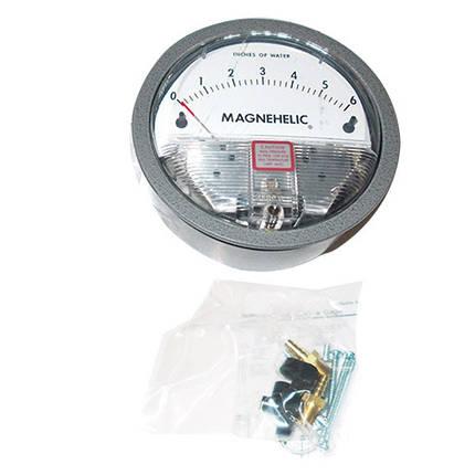 Манометр давления воды 0-6 Бар (N856704), GP, MF, фото 2