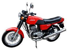 Запчасти к мотоциклам Ява