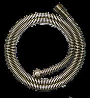 Душевой шланг Welle H21155-HO бронза