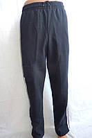 Спортивные мужские штаны, CREPE на байке, с лампасом, карман на змейке, карман для моб. телефона 001