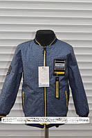 Демисезонная куртка-бомбер для мальчиков, фото 1