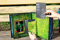 Альбом для фотографий в переносной коробке Эльфы и Феи 3