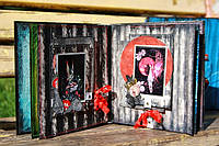 Альбом для фотографий в переносной коробке Эльфы и Феи 4, фото 1