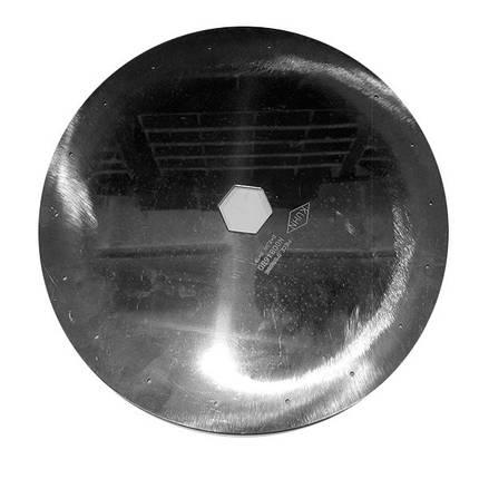 N00846B0, Диск аппарата высевающий подсолнух (d=2.5, 18отв)  КУН Maxima, фото 2