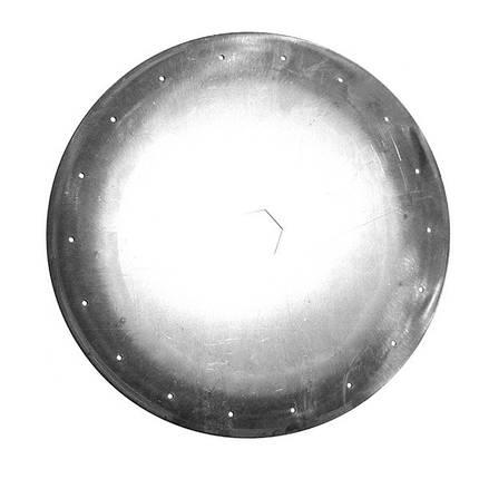 N00847B0, Диск аппарата высевающий кукуруза (d=3,5, 18 отв)  КУН Maxima, фото 2