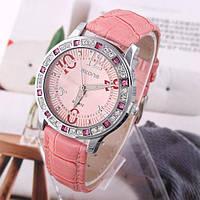 Женские наручные часы Skone Diamond Розовые