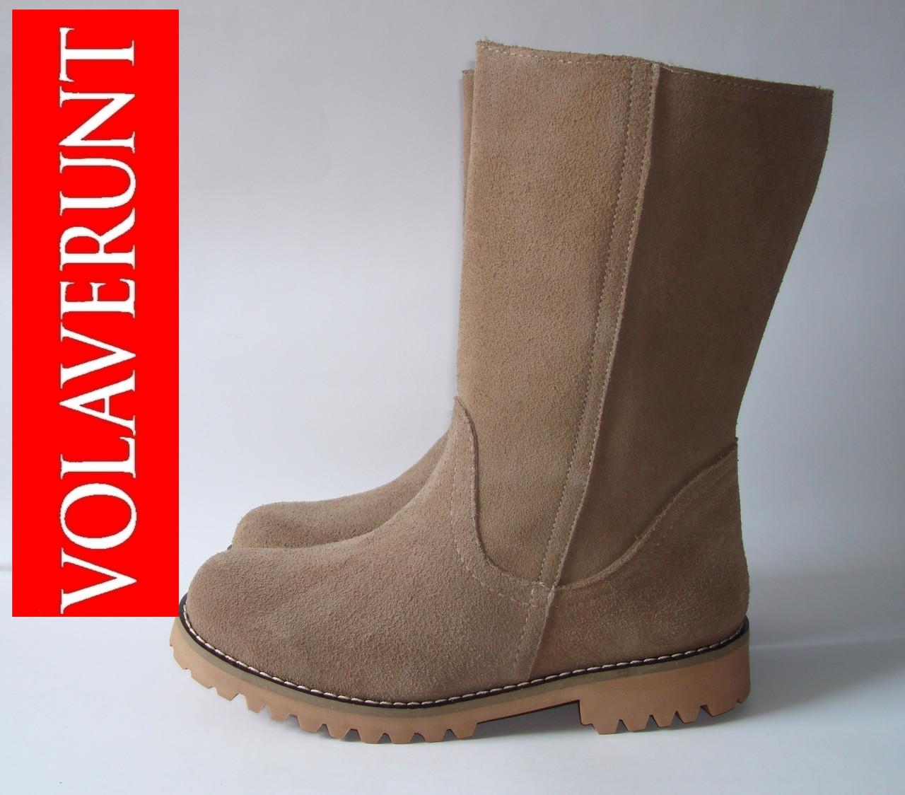 Сапоги кожаные женские Volaverunt (020) , цена 830 грн., купить в ... 997cdd35edd