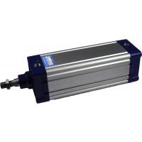 Циліндри двосторонньої дії з гальмуванням і однобічним штоком серії ПЦ14 Пневмоаппарат
