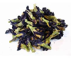 """Синий Таискии Чай """"Анчан"""" ( Butterfly Pea Tea, Клитория тройчатая) 100 грамм"""