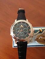 Часы наручные механические Patek Philippe Sky Moon Черные