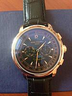 Часы механические наручные Patek Philippe Geneve Automatic черные