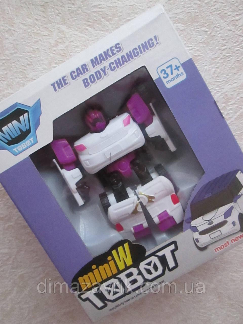 Детская игрушка Трансформер Тобот W