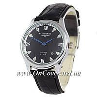 Наручные часы Longines 8114-3 White-Silver/Black