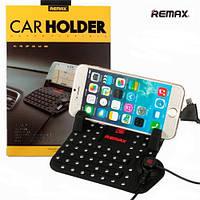 Автомобильный держатель для мобильных устройств Remax Super Flexible Car Holder