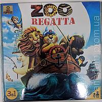 Настольная игра Зоо Регата (Zooрегата или Зоорегата) Производитель: Bombat Game