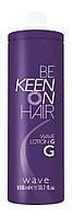 Keen Химическая завивка - лосьон для поврежденных волос, 1000 мл