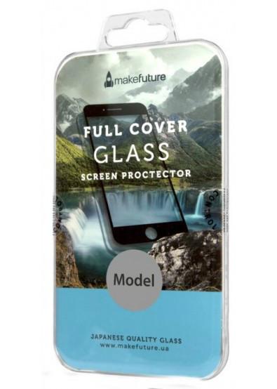 Защитное стекло для телефона MakeFuture 3D Apple iPhone X White (MG3D-AIXW)