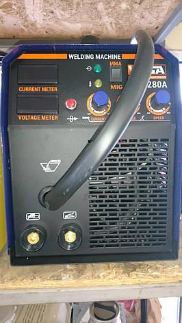 Сварочный полуавтомат VEGA MIG-280A (+MMA), фото 2