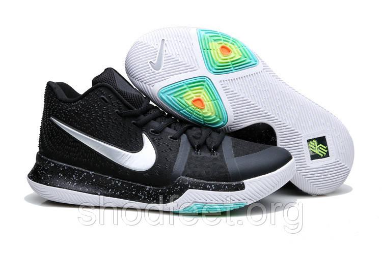 Мужские кроссовки Nike Kyrie 3 Black Ice