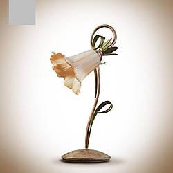 Настольная лампа в стиле флористика  5400-2
