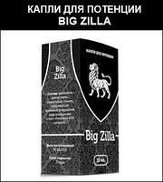 Возбуждающие капли для потенции и усиления оргазма, Big Zilla (Биг Зилла)