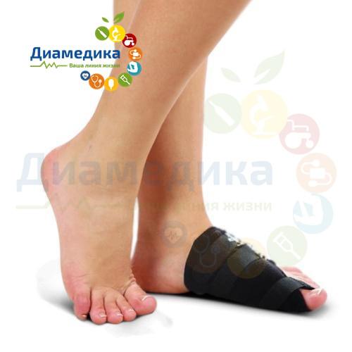 Бандаж для отведения большого пальца LS77 Алком - DiaMedica - Ваша линия здоровья в Одессе