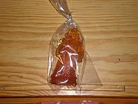 Новогодние леденцы без палочки ДЕД МОРОЗ в индивидуальной упаковке. 10 см