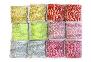 Мотузка декоративна 3,5 м з ворсом